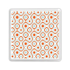Pattern Background Abstract Memory Card Reader (square)