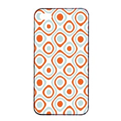 Pattern Background Abstract Apple Iphone 4/4s Seamless Case (black)