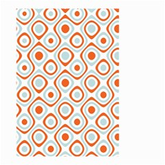 Pattern Background Abstract Small Garden Flag (Two Sides)