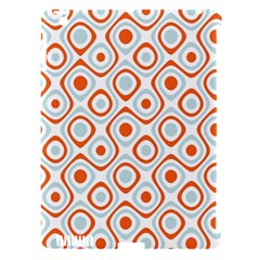 Pattern Background Abstract Apple iPad 3/4 Hardshell Case (Compatible with Smart Cover)