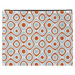 Pattern Background Abstract Cosmetic Bag (XXXL)