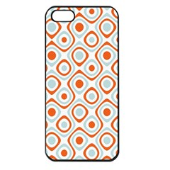 Pattern Background Abstract Apple Iphone 5 Seamless Case (black)