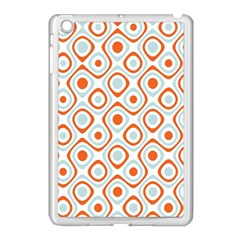 Pattern Background Abstract Apple iPad Mini Case (White)