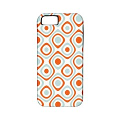 Pattern Background Abstract Apple iPhone 5 Classic Hardshell Case (PC+Silicone)