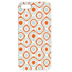 Pattern Background Abstract Apple iPhone 5 Hardshell Case with Stand