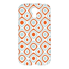 Pattern Background Abstract Samsung Galaxy S4 I9500/I9505 Hardshell Case