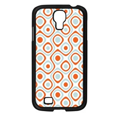 Pattern Background Abstract Samsung Galaxy S4 I9500/ I9505 Case (Black)