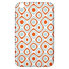 Pattern Background Abstract Samsung Galaxy Tab 3 (8 ) T3100 Hardshell Case
