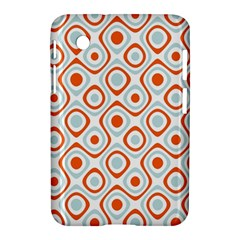 Pattern Background Abstract Samsung Galaxy Tab 2 (7 ) P3100 Hardshell Case