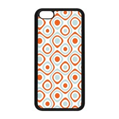 Pattern Background Abstract Apple iPhone 5C Seamless Case (Black)