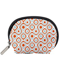 Pattern Background Abstract Accessory Pouches (Small)