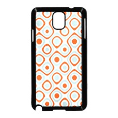 Pattern Background Abstract Samsung Galaxy Note 3 Neo Hardshell Case (Black)