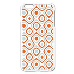 Pattern Background Abstract Apple Iphone 6 Plus/6s Plus Enamel White Case
