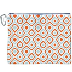 Pattern Background Abstract Canvas Cosmetic Bag (XXXL)