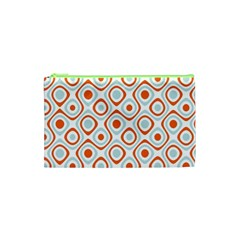 Pattern Background Abstract Cosmetic Bag (XS)