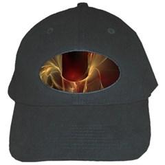 Fractal Image Black Cap