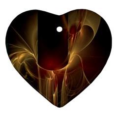 Fractal Image Ornament (heart)