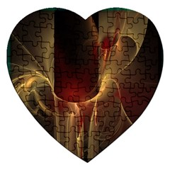 Fractal Image Jigsaw Puzzle (Heart)