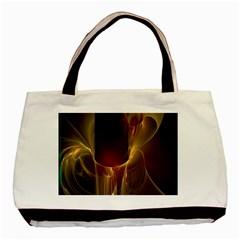 Fractal Image Basic Tote Bag
