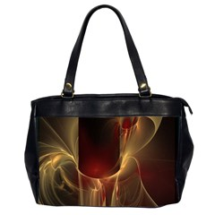 Fractal Image Office Handbags (2 Sides)
