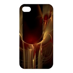 Fractal Image Apple iPhone 4/4S Premium Hardshell Case