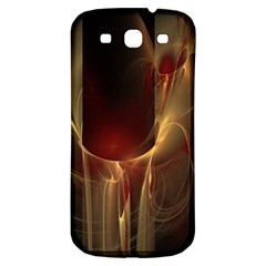 Fractal Image Samsung Galaxy S3 S III Classic Hardshell Back Case
