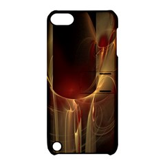 Fractal Image Apple iPod Touch 5 Hardshell Case with Stand