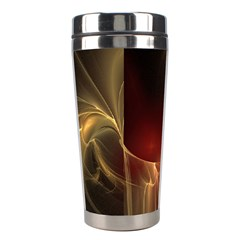 Fractal Image Stainless Steel Travel Tumblers