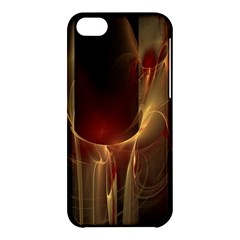 Fractal Image Apple Iphone 5c Hardshell Case