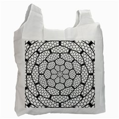Grillage Recycle Bag (One Side)