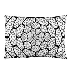 Grillage Pillow Case (Two Sides)