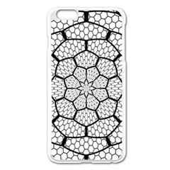 Grillage Apple iPhone 6 Plus/6S Plus Enamel White Case