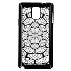 Grillage Samsung Galaxy Note 4 Case (Black)