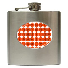 Icon Library Web Icons Internet Social Networks Hip Flask (6 Oz)