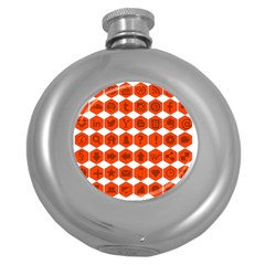 Icon Library Web Icons Internet Social Networks Round Hip Flask (5 oz)