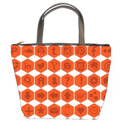 Icon Library Web Icons Internet Social Networks Bucket Bags