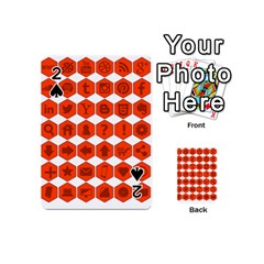 Icon Library Web Icons Internet Social Networks Playing Cards 54 (Mini)