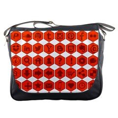 Icon Library Web Icons Internet Social Networks Messenger Bags