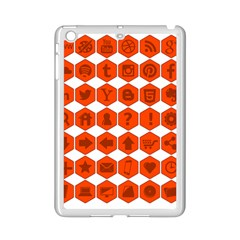 Icon Library Web Icons Internet Social Networks iPad Mini 2 Enamel Coated Cases