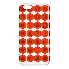 Icon Library Web Icons Internet Social Networks iPhone 6/6S TPU Case