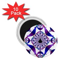 Ring Segments 1 75  Magnets (10 Pack)