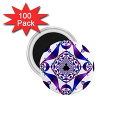 Ring Segments 1.75  Magnets (100 pack)