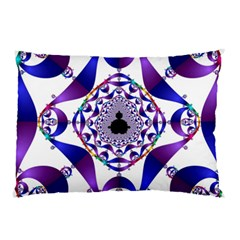 Ring Segments Pillow Case (two Sides)