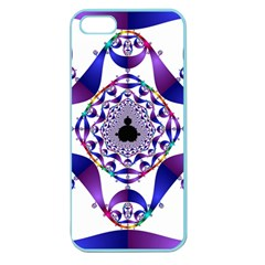 Ring Segments Apple Seamless iPhone 5 Case (Color)