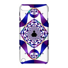 Ring Segments Apple iPod Touch 5 Hardshell Case with Stand