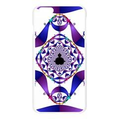 Ring Segments Apple Seamless iPhone 6 Plus/6S Plus Case (Transparent)
