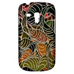 Floral Pattern Background Galaxy S3 Mini