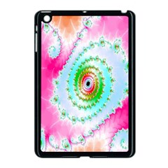 Decorative Fractal Spiral Apple iPad Mini Case (Black)