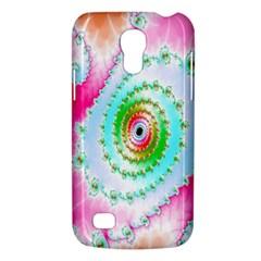 Decorative Fractal Spiral Galaxy S4 Mini