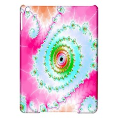 Decorative Fractal Spiral iPad Air Hardshell Cases